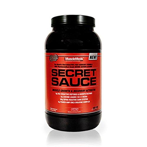 musclemeds Secret Sauce -
