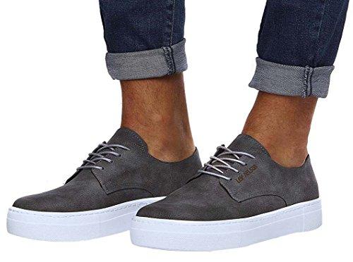 LEIF NELSON Scarpe da uomo Scarpe casual Eleganti scarpe da donna per l'estate e l'inverno Sneakers Scarpe sportive LN153