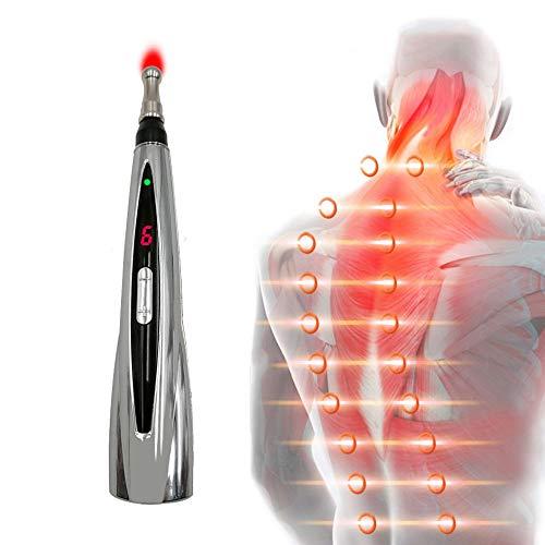 Elektrischer Akupunktur Stift Akupunktur Meridian Energie Stift Nadellose Akupunktur-Werkzeuge zur Schmerzlinderung und Gesundheitswesen