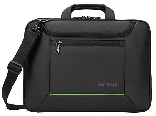 "Targus Balance Ecosmart 15.6"" maletines para portátil 39,6 cm (15.6"") Maletín Negro - Funda (Maletín, 39,6 cm (15.6""), Tirante para Hombro, 1,29 kg, N"