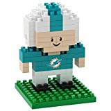 FOCO Miami Dolphins Mini Player NFL 3D BRXLZ Bausatz