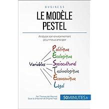 Le Modèle PESTEL: Analyser son environnement pour mieux anticiper (Gestion & Marketing t. 28) (French Edition)