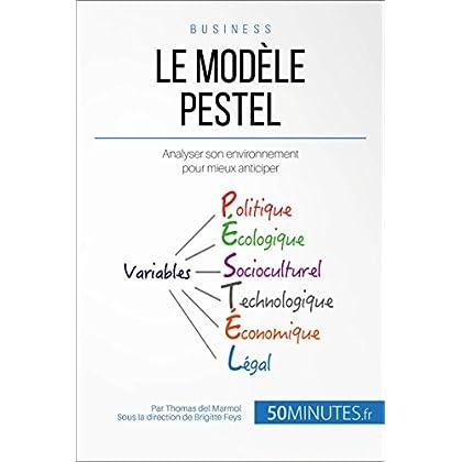 Le Modèle PESTEL: Analyser son environnement pour mieux anticiper (Gestion & Marketing t. 28)