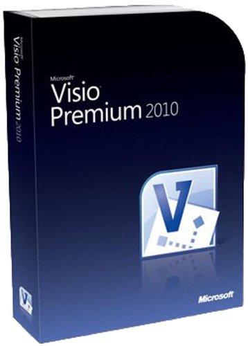 Microsoft Visio Premium 2010 (2010 Ms Visio)