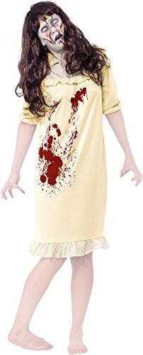 bie Night Dress Kostüm XS (UK6-8) (Walking Dead Woman Kostüm)