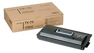 Kyocera TK 70 Kit toner 1 x noir 40000 pages