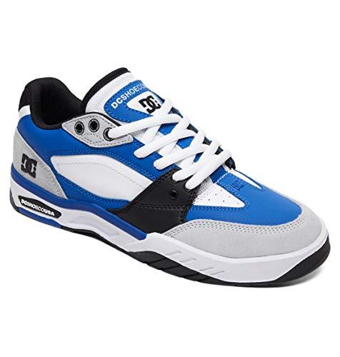 DC Shoes Maswell, Chaussures de Skateboard Homme, Bleu (Blue/Black/White Xbkw), 43 EU