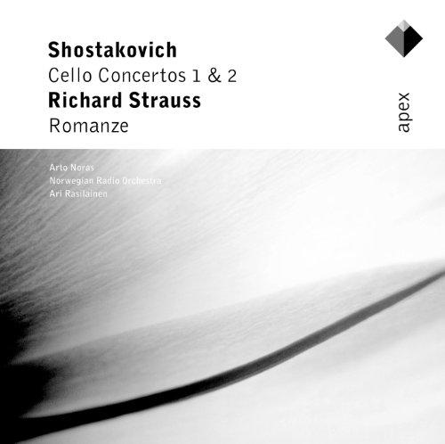 Shostakovich : Cello Concertos 1 & 2 - Strauss : Romanze gebraucht kaufen  Wird an jeden Ort in Deutschland