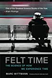 Felt Time – The Science of How We Experience Time (The MIT Press)