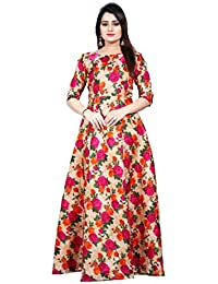 7819308b4 Cotton Women s Ethnic Gowns  Buy Cotton Women s Ethnic Gowns online ...