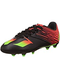 the best attitude ff7df cb197 Adidas Messi 15.3 Fg AG - Scarpe da Calcio Bambino, (Core Black