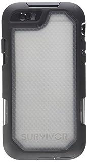 Griffin Survivor Summit Robuste Schutzhülle Case für Apple iPhone 6/6s - Schwarz/Transparent (B014VDCUXQ) | Amazon Products