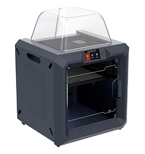 Monoprice 300 3D-Drucker - Schwarz mit großer beheizter Bauplatte (280 x 250 x 300 mm) Vollständig geschlossen, Touchscreen, unterstütztes Nivellieren, einfaches WLAN, 8 GB interner Speicher - 3