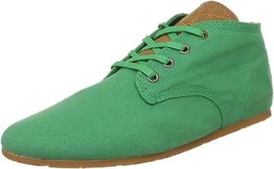 Eleven Paris BC Canvas, Baskets mode mixte adulte - Vert (Green), 40 EU