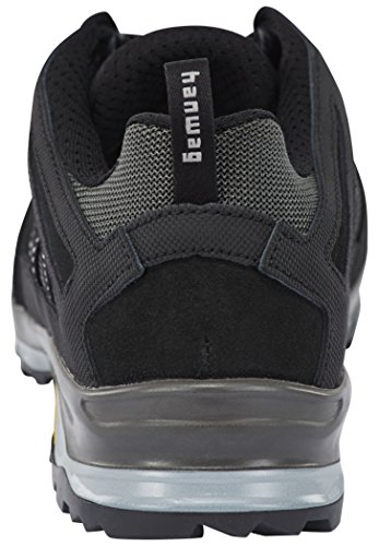 Hanwag Belorado Bunion Low GTX W chaussures hiking Black - Schwarz