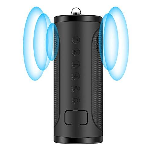 qiyan, 3D stéréo Haut-Parleur Bluetooth Grande capacité Puissance Mobile étanche Portable extérieur vélo Haut-Parleur vélo Haut-Parleur Portable Haut-parleurs Portables