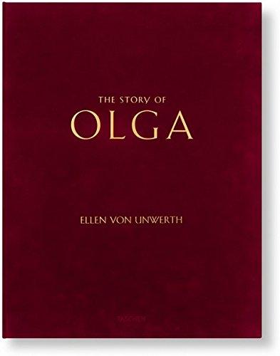 CE-VON UNWERTH, OLGA par COLLECTIF