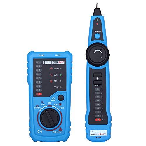 InnerSetting Bside FWT11RJ11RJ45Netzwerk Kabel Tester Detektor Telefon Line Status Erkennung Draht Tracker IP 40Explosion Proof mit Jagd Funktion Draht Erkennung