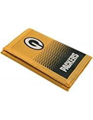 Packers de Green Bay couleurs Portefeuille