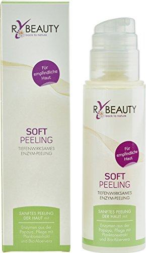 RyBeauty Soft Peeling, Enzympeeling, Naturkosmetik, 150ml