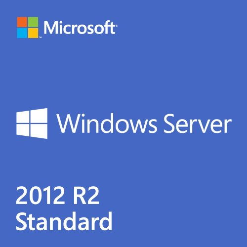 Microsoft Windows Server 2012 R2 Standard OEM (2 CPU/2 VM)