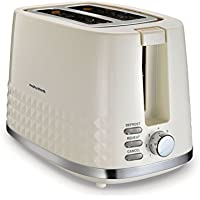 Morphy Richards Dimensions 2 Slice Toaster 220022 Two Slice Toaster Cream toaster