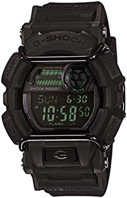CASIO Reloj de cuarzo G-Shock Negro 51 mm