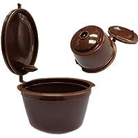 Mackur - Cápsulas de café Reutilizables (2 Unidades)