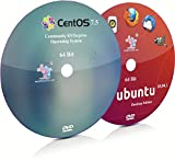 CentOS 7.5 GNOME and Ubuntu 18.04.1 GNOME 64 Bit Bootable Installation DVD