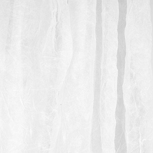 Walimex leichter Stoffhintergrund (3x6 m) weiß