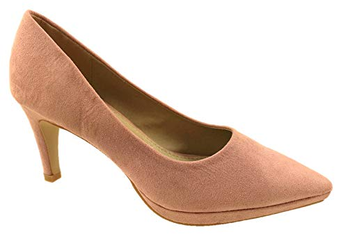 39e8f7aba50a4 Azaray - Zapatos de Vestir de Sintético para Mujer