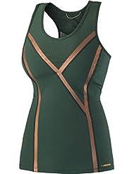 Head Performance Couture Depósito Mujer, Verde, verde, medium