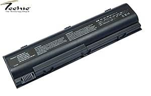 Techie Pavilion dv4130EA-EF171EA Battery Compatible with HP DV1000 Laptop Battery