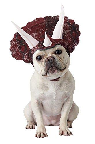 California Costumes Collections PET20167 Triceradog-Kostüm, Größe L