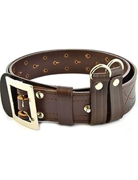 Rubin Leather Design - Cinturón - para hombre