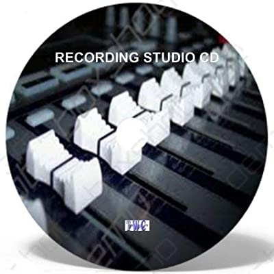 Recording Studio Cd - Cubase, Fruityloops Similar + Dj + Drums - All You Need To Record Your Own Music At Home - Or Your Money Back...