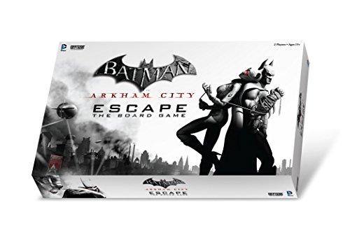 Batman: Arkham City Escape Arkham Brettspiel