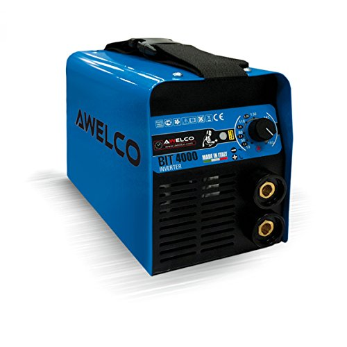 Awelco saldatrice inverter 160Ah elettrodi max 4mm professionale officina 61400