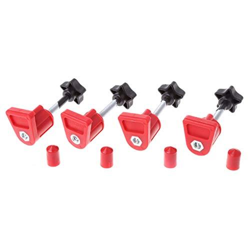 Fangfeen 5pcs / Set Universal Master-Nockenwelle Junction Sperre Auto Engine Mount Cam Timing-Clamp-Werkzeug-Satz