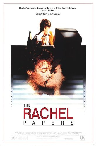 The Rachel Papers Plakat Movie Poster (27 x 40 Inches - 69cm x 102cm) (1989)