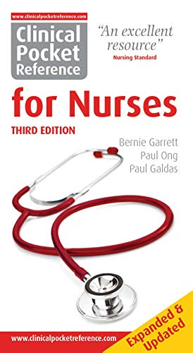 Clinical Pocket Reference for NURSES: Third Edition (English Edition)