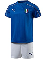 PUMA Baby Set FIGC Italia Home Minikit with Packaging without Socks