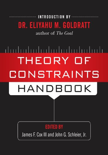 Theory of Constraints Handbook (English Edition)