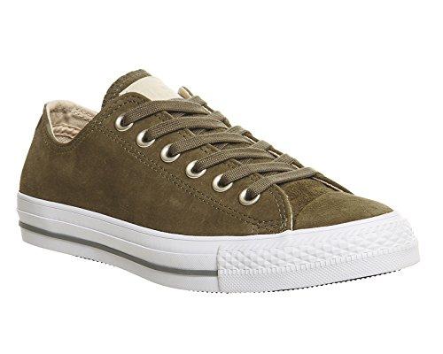 Converse All Star Ox Uomo Sneaker Grigio Surplus Ivory Suede Exclusive