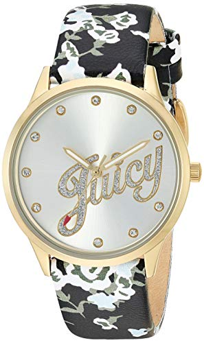 Reloj - Juicy Couture Black Label - para - JC/1072SVBK