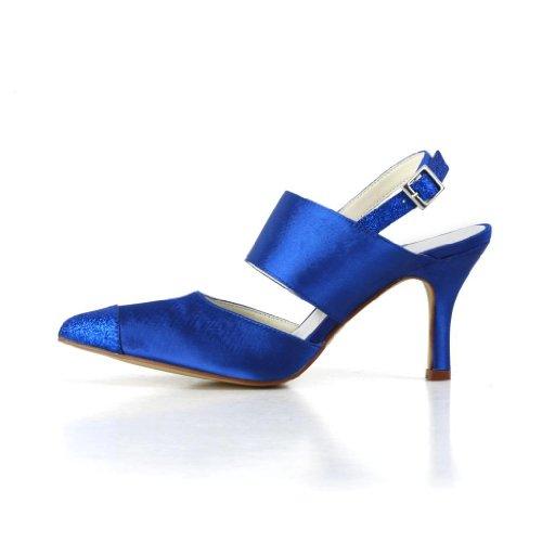 JIA JIA, Scarpe col tacco donna Blu (blu)