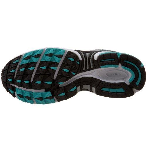 Saucony - Sneaker , Donna argento (Silber (Silver/black/green))