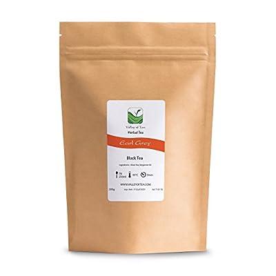 Earl Grey Thé Noir Bergamote - Ce thé ne contient aucun arôme artificiel.