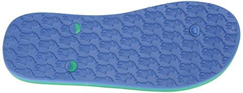 Polo Ralph Lauren Whittlebury Flip Flop Stem Green