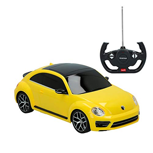 Rastar - Coche radicontrol Volkswagen Beetle, Escala 1:14 (41265)